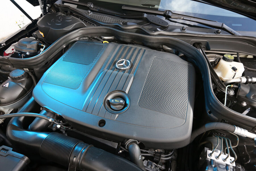 mercedes r ckruf f r dieselmotoren mit problem am