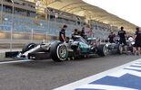 Mercedes - Formel 1 - GP Bahrain - 16. April 2015