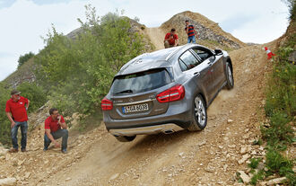Mercedes GLA 200 CDI 4Matic
