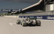 Mercedes - GP England Vorschau-Video - Screenshot