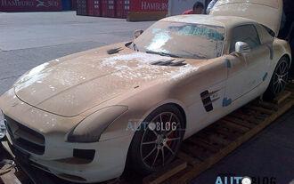 Mercedes SLS AMG Argentinien