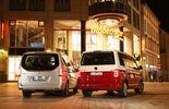 Mercedes V 250 d Lang, VW T6 Multivan 2.0 TDI,