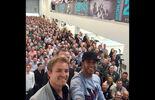 Mercedes - WM-Party - Brackley 2014