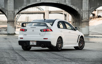 Mitsubishi Lancer Evo X, Final Edition, Produktion, Werk, Fabrik, Japan