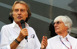 Montezemolo  Ecclestone - GP Italien 2012 Monza