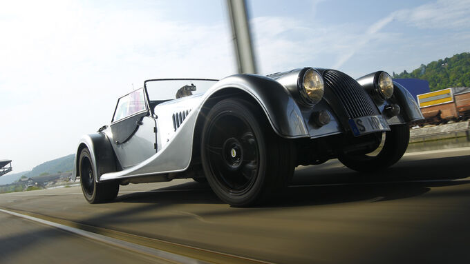 Morgan MP8 by Merz  Papst