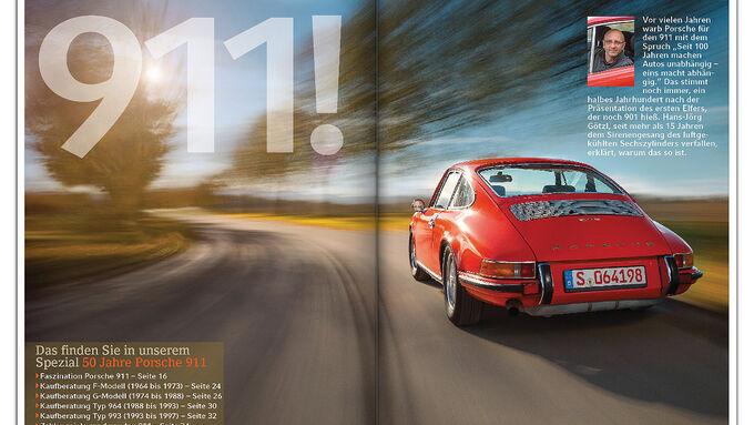 Motor Klassik 01/2013, Heftvorschau, mokla 0113