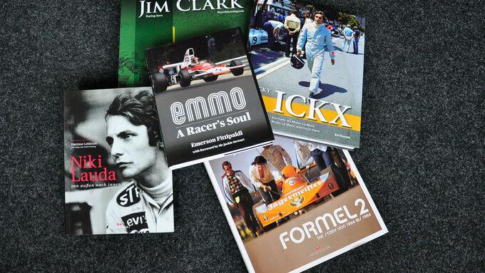 Neue Motorsportbücher