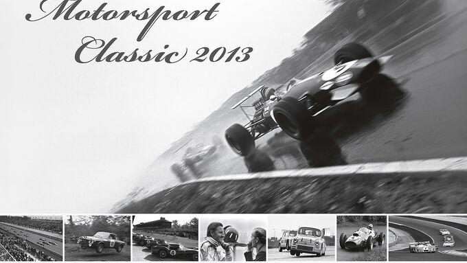 Motorsport Classic 2013 Kalender
