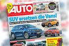 Neues AUTOStraßenverkehr Titel 2015 Heft 17 Vorschau