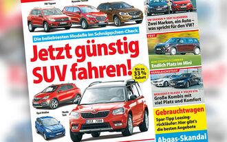 Neues Heft, AUTOStraßenverkehr 24/2015, Vorschau, Preview