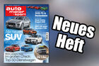 Neues Heft auto motor und sport, Ausgabe 9/2017, Vorschau, Preview