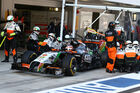 Force India unter Druck