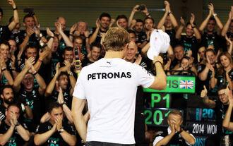 Nico Rosberg beweist Klasse