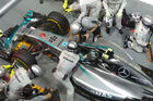 Rosberg-Ausfall in Singapur