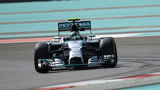 GP Abu Dhabi (Training 3)