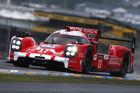 Nissan GT-R LM Nismo - Le Mans-Vortest 2015
