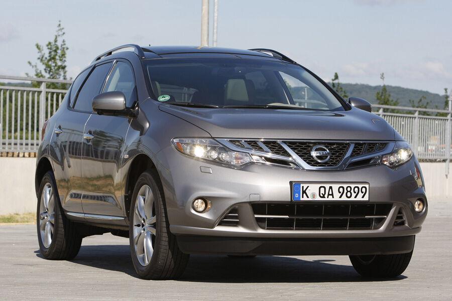 Nissan murano auto motor und sport - Murano bilder ...