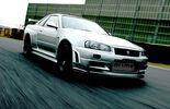 Nissan Skyline R34, Auto der Woche