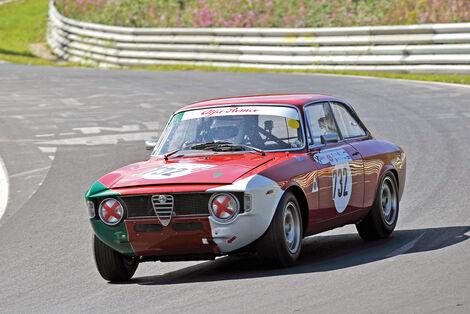 Oldtimer-GP, Alfa Romeo GTA, Tourenwagen