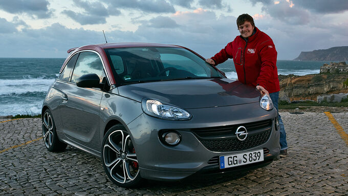 opel adam s road test report out and about in opel 39 s new. Black Bedroom Furniture Sets. Home Design Ideas