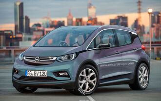 Opel Bolt