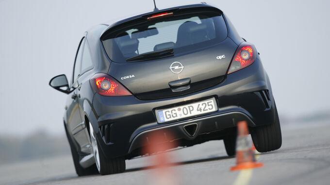 Opel Corsa OPC 09