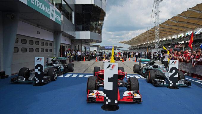 F1 Crazy Stats GP Malaysia