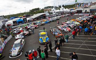 Parc fermé - 24h-Rennen Nürburgring 2014 - Top-30-Qualifying