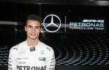 Pascal Wehrlein - Mercedes - Formel 1 - 2015
