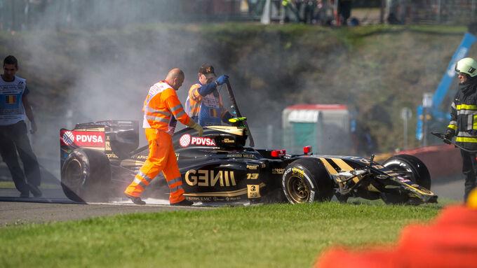 Radio Fahrerlager GP Belgien