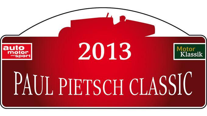 Paul Pietsch Classic 2013, Logo