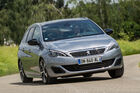 Peugeot 308 SW GT HDi 180, Frontansicht
