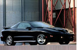 Pontiac Firebird, 2000
