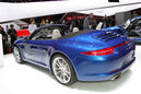 Porsche 911 Carrera 4S, Messe, Autosalon Paris 2012
