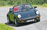 Porsche 911 G-Modell, Frontansicht