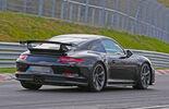 Porsche 911 GT3 Facelift Erlkönig
