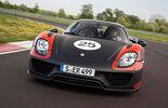 Porsche 918 Spyder,
