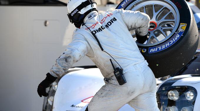 Porsche LMP1 Team, LeMans