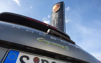 Porsche Photovoltaik