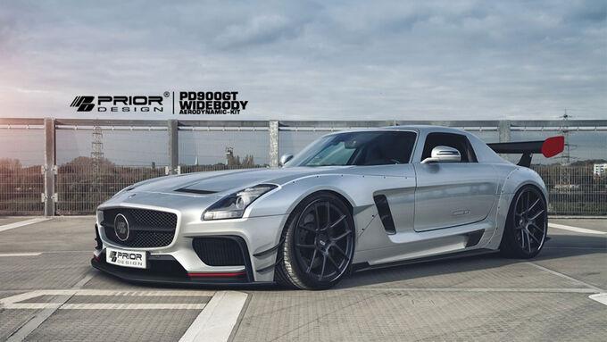 Prior Design - Tuning - Mercedes SLS AMG