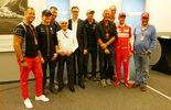 RTL Bernie Ecclestone - Formel 1 - GP Belgien - Spa-Francorchamps - 21. August 2015