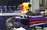 Red Bull - Formel 1 - GP Russland - Sochi - 8. Oktober 2014