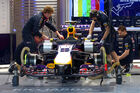 Red Bull - Formel 1 - GP USA - 31. Oktober 2014
