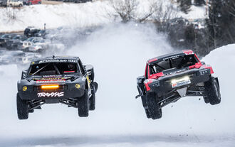 Red Bull Frozen Rush 2015