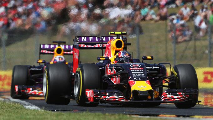 Durchbruch für Red Bull