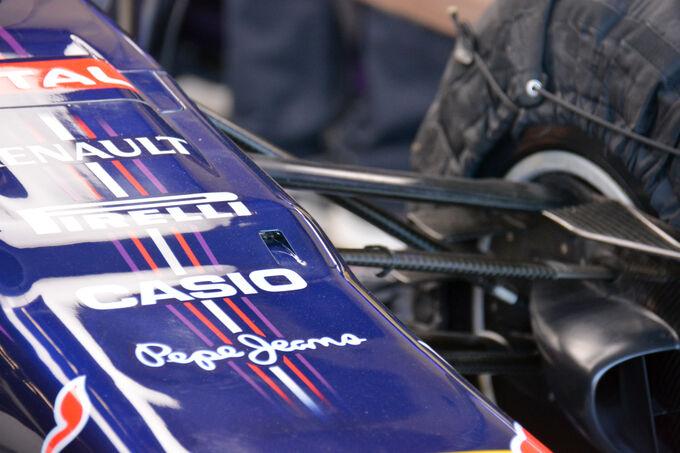 Red Bull costretta per il Gp di Monaco a cambiare il posizionamento delle telecamere FOM
