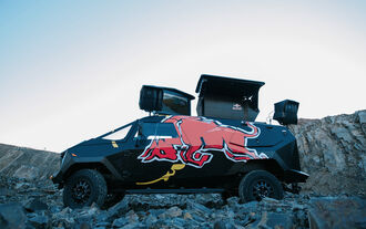 Red Bull - Party-Truck