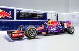 Red Bull RB11 - Studiofotos - F1 2015