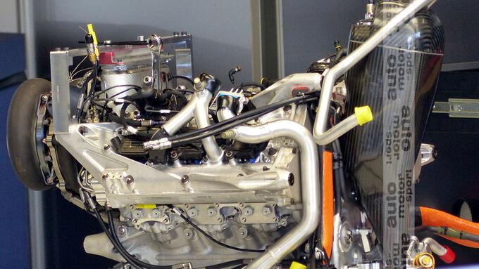 Formel 1-Motoren-Reglement